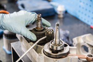 Ölen des Getriebes S51 Simson Motor