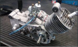 Simson Mitteldichtung Motorgehäuse KR51 Habicht Star Sperber S50 Motordichtung