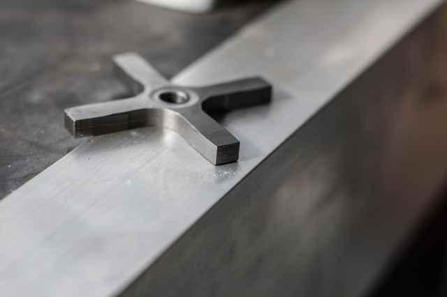 Neues Schaltkreuz ohne Verschleiss für eine Vespa PX