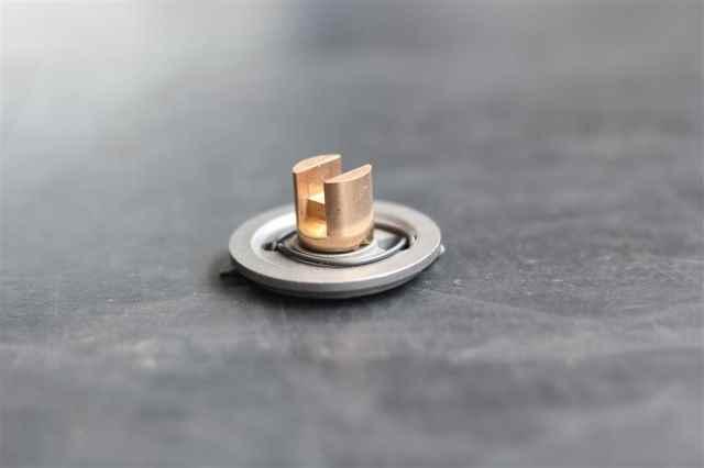 Neuer Trennpilz mit Andruckplatte für eine Vespa PX Kupplung