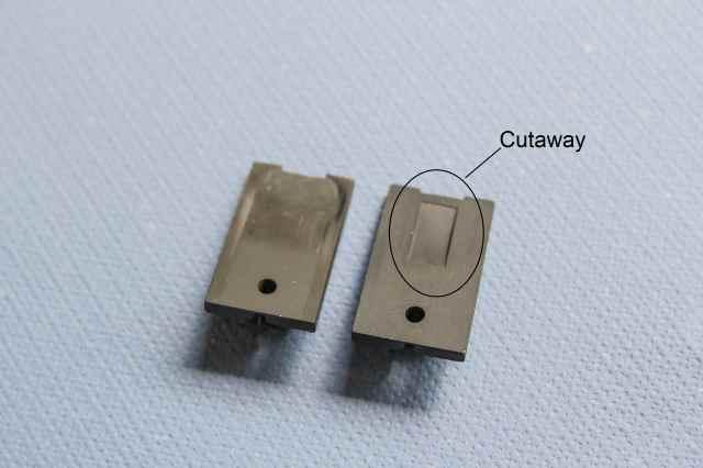 Gasschieber Dellorto SI mit und ohne Cutaway