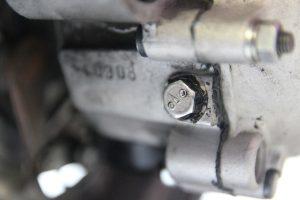 olio einfüllschraube vespa getriebeöl