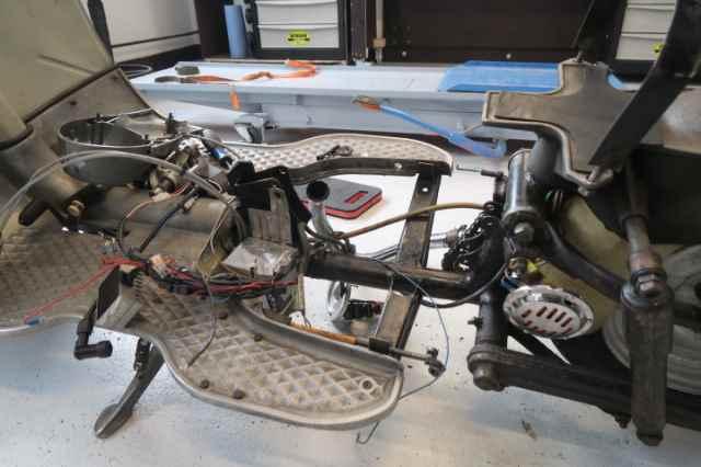 Reparatur MZ IWL Roller Berlin RT 125 Motoerevo Werkstatt