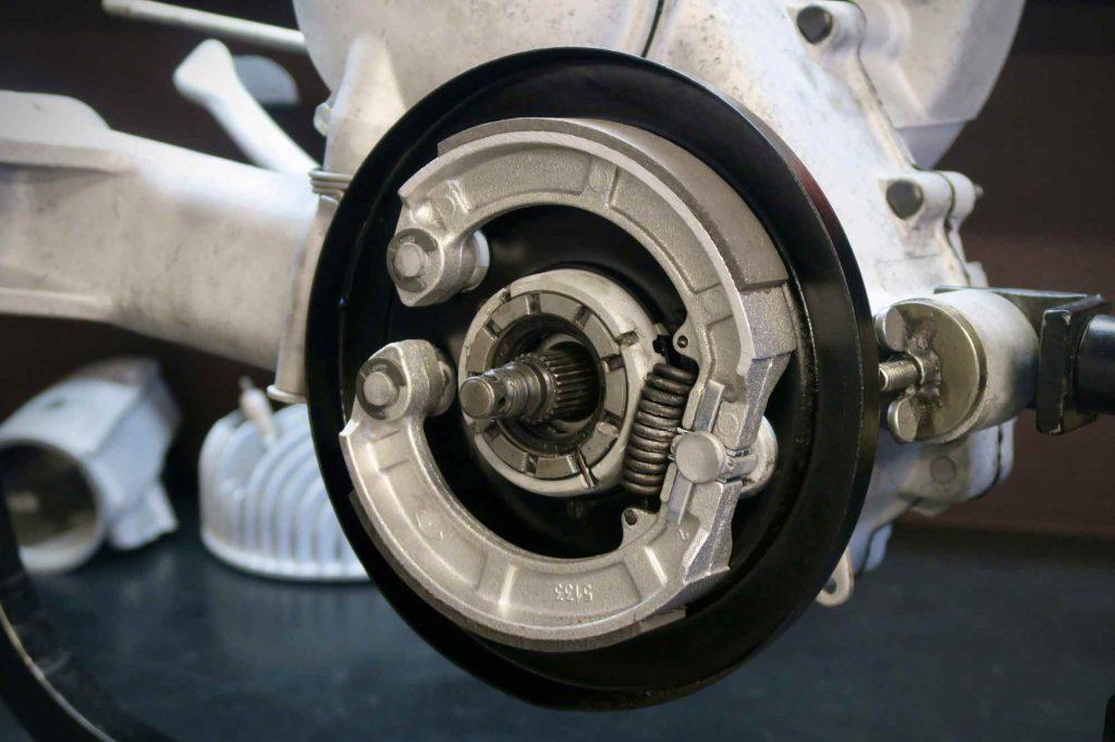 Bremse neu von Vespa 160 GS