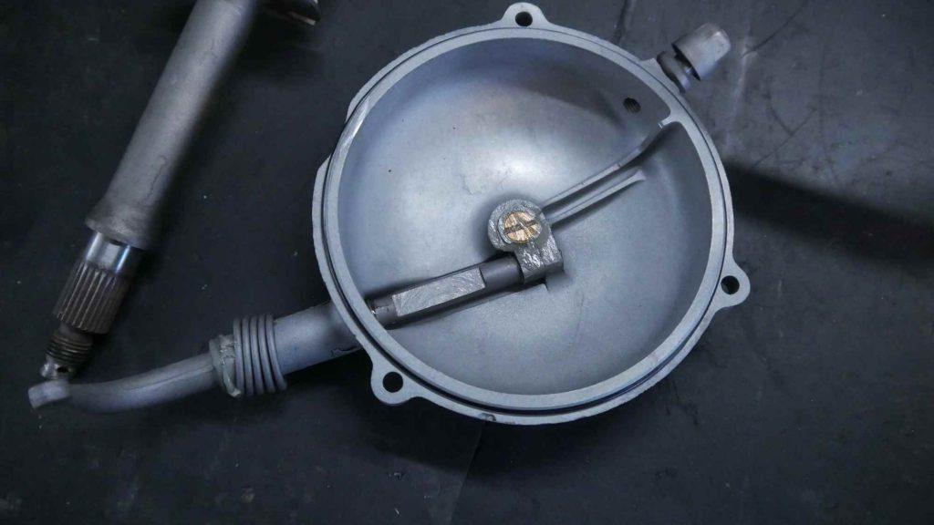 Kupplungsdeckel ueberholt Vespa 125 GTR