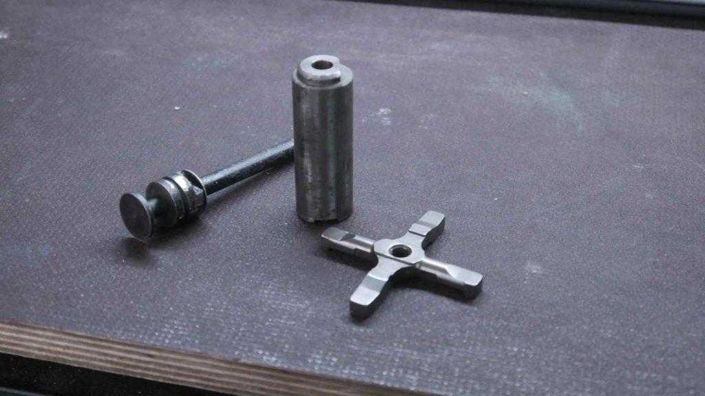 Schaltkreuz und Schaltstange Vespa GTR 125