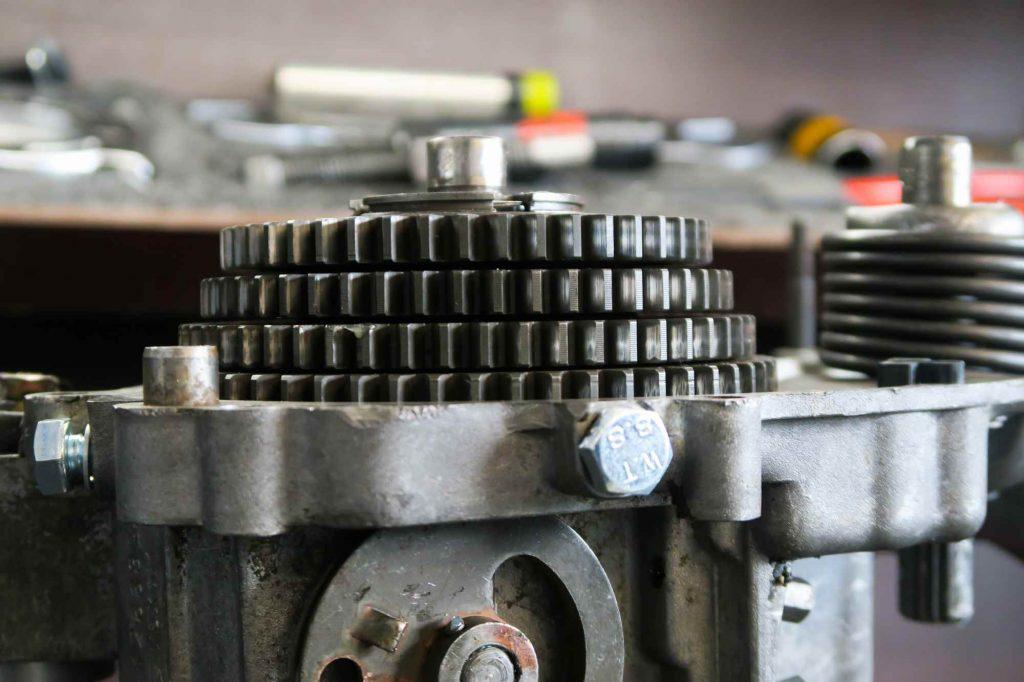 Zahnräder Getriebe Vespa V50 PK50
