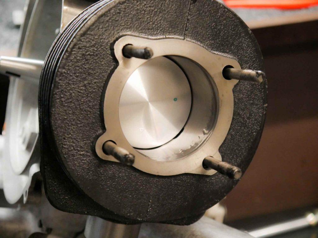 177 ccm DR Zylinder Vespa VBB