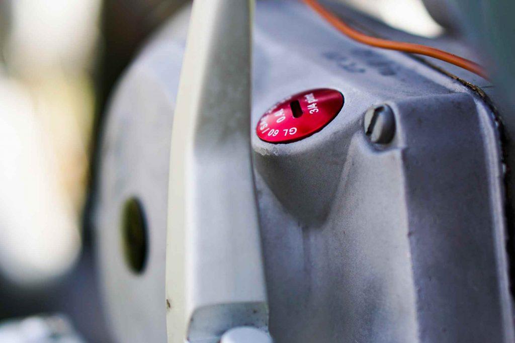 Einfüllschraube Öl aluminium eloxiert Simson S51 M500 Motor