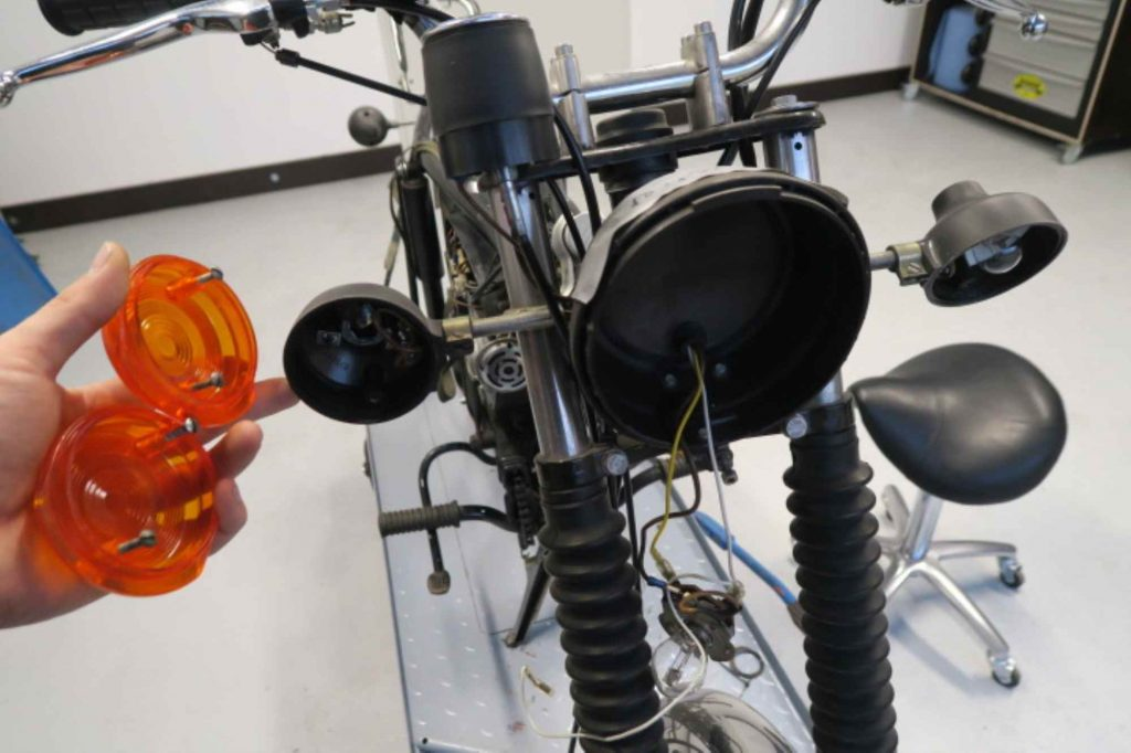 Elektrik Überholung und Vape Umbau Simson S51
