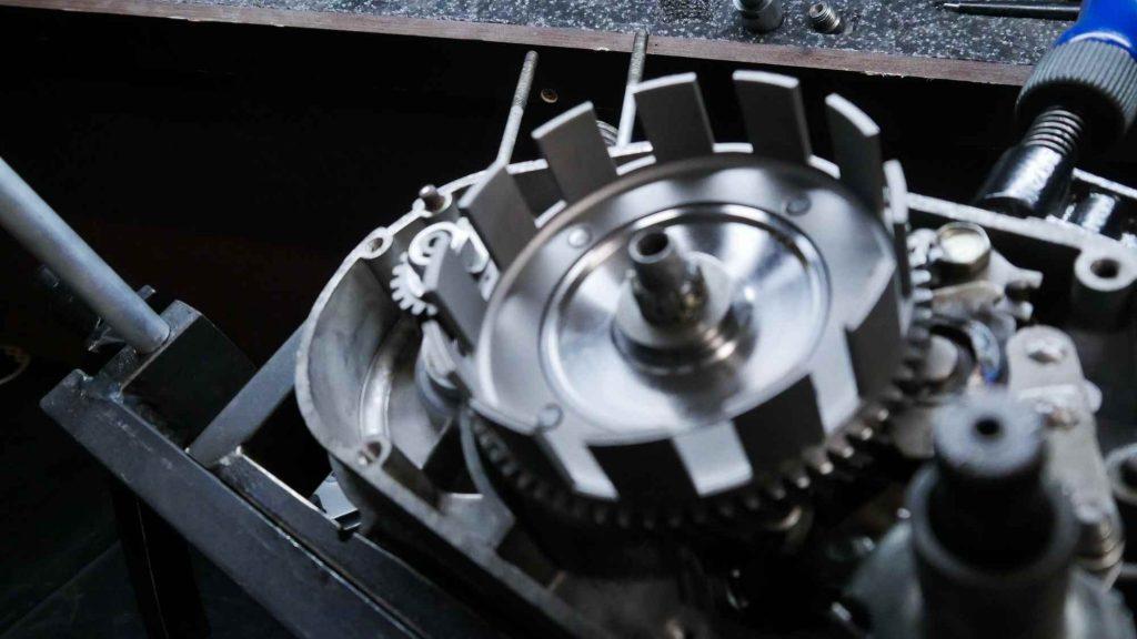 Kupplungskorb Simson KR51 2 Motor Schwalbe