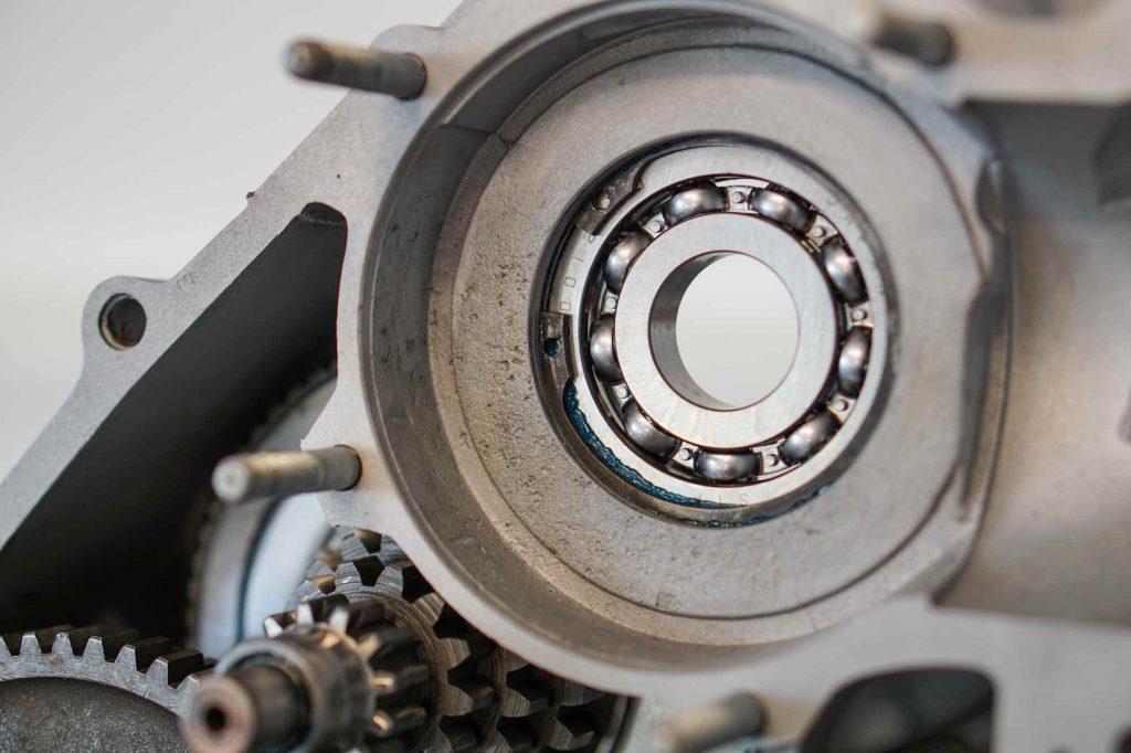 Lager Kurbelwelle für Vespa PX 200 Largeframe Motor