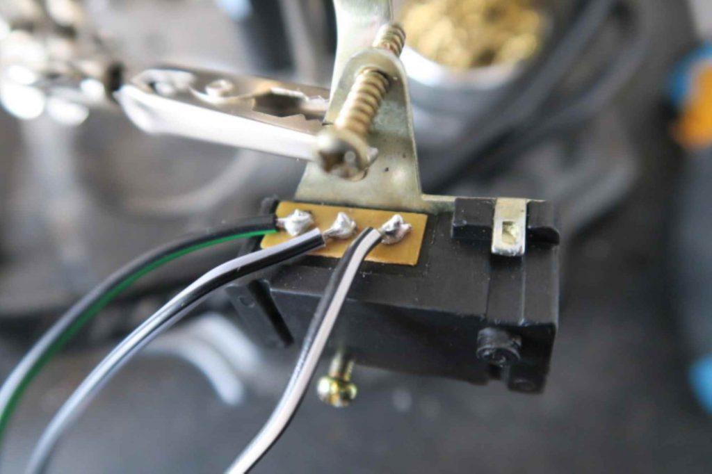 Neue Kabel blinkerschalter Simson S51