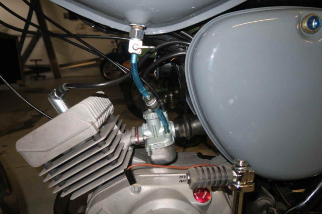 S51 Motor eingebaut nach Revision