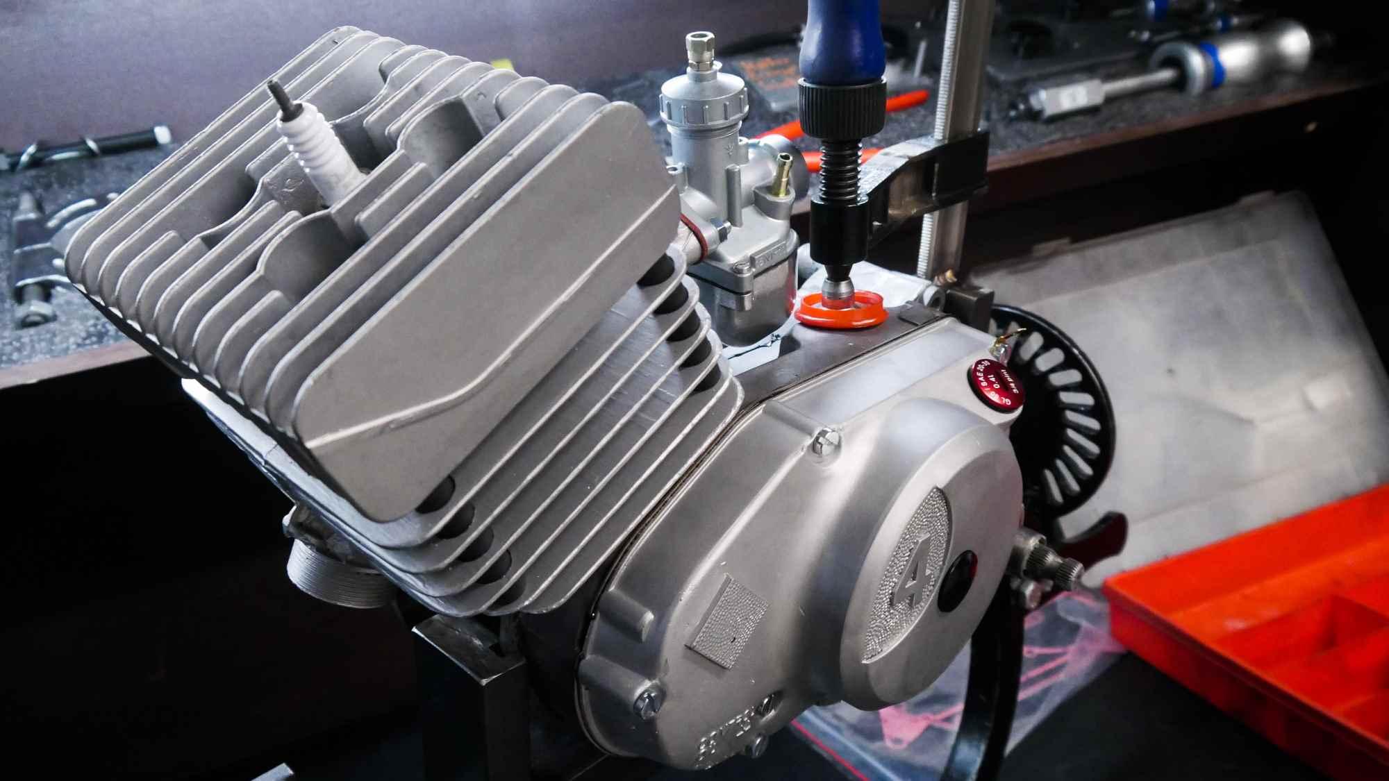 Simson S51 Motor komplett regeneriert
