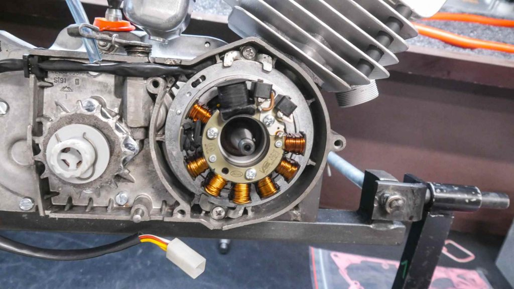 Vape Zündung Simson S51 Motor