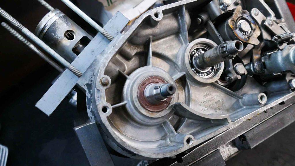 Wellendichtring Kurbelwelle links Simson M500 Motor S51