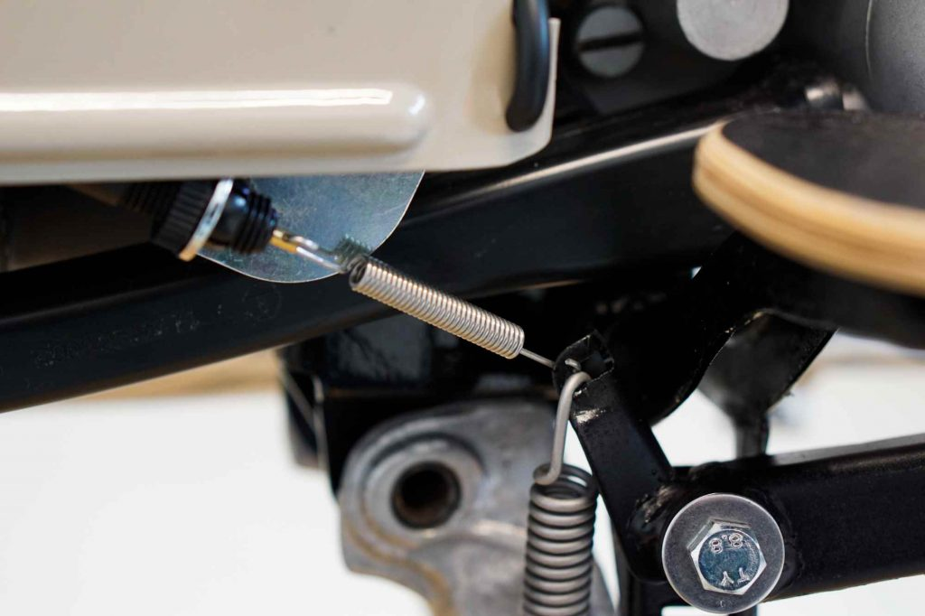 Externer Bremslichtkontaktschalter Simson Schwalbe KR51