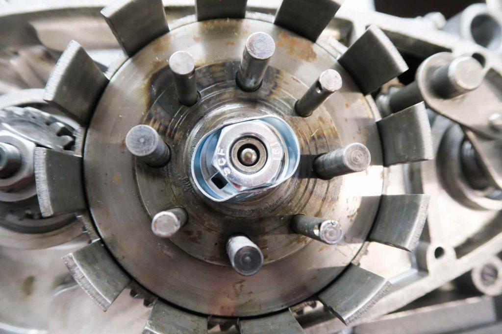 Kupplungskorb Simson Motor Regeneration KR 51 Schwalbe