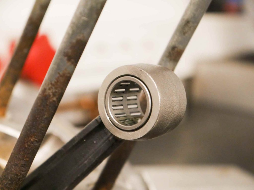 Nadellager Kolben ETZ 250