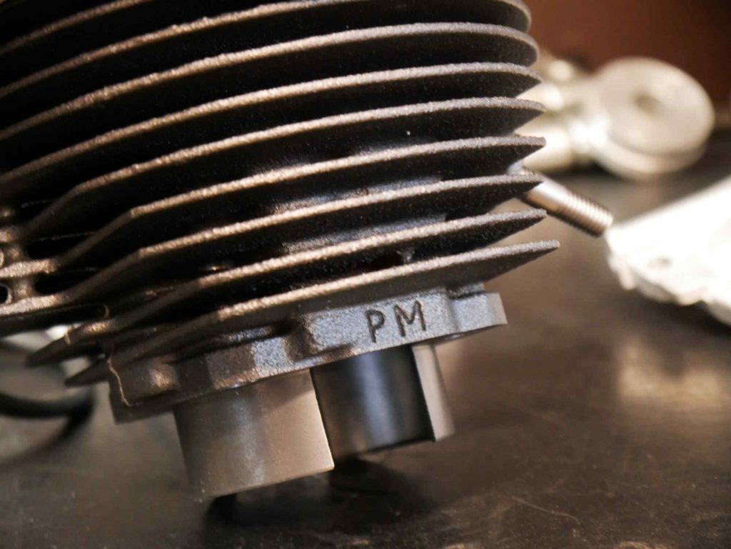 130 ccm Polini Tuning Zylinder Vespa PK