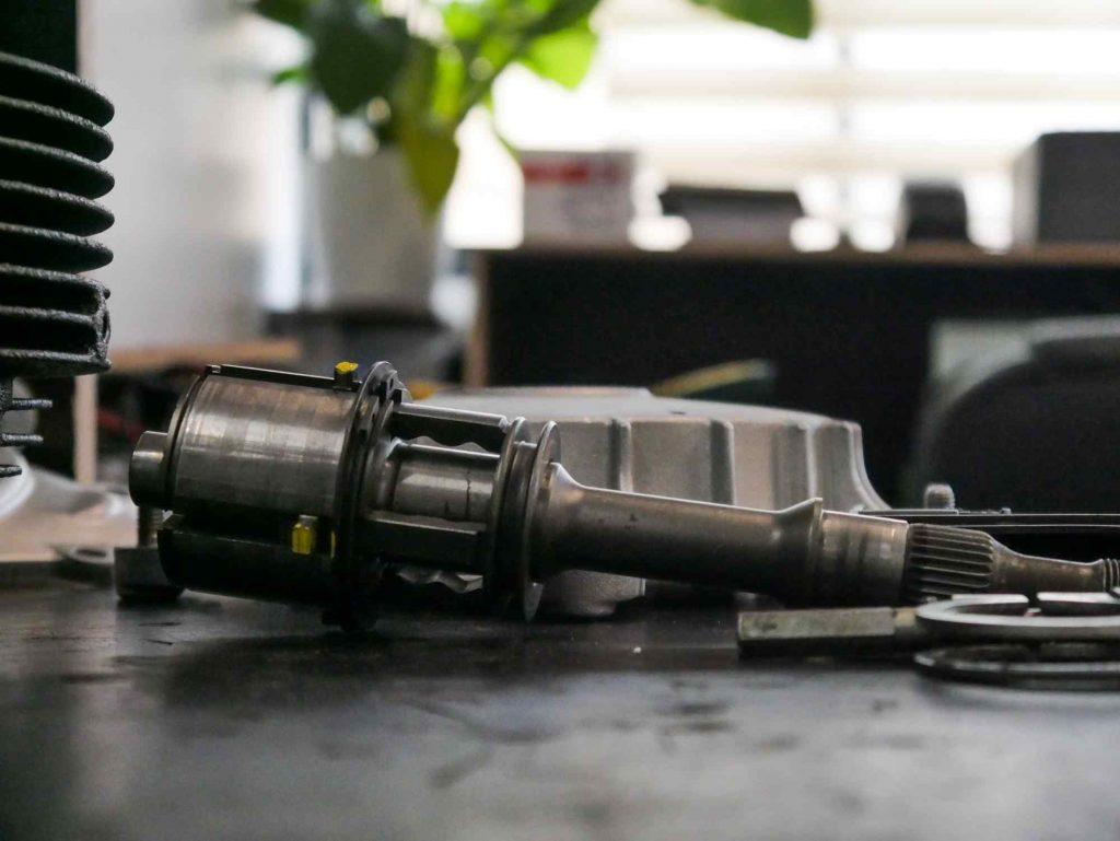 Bauteile für die Motorrevision Vespa PK 50