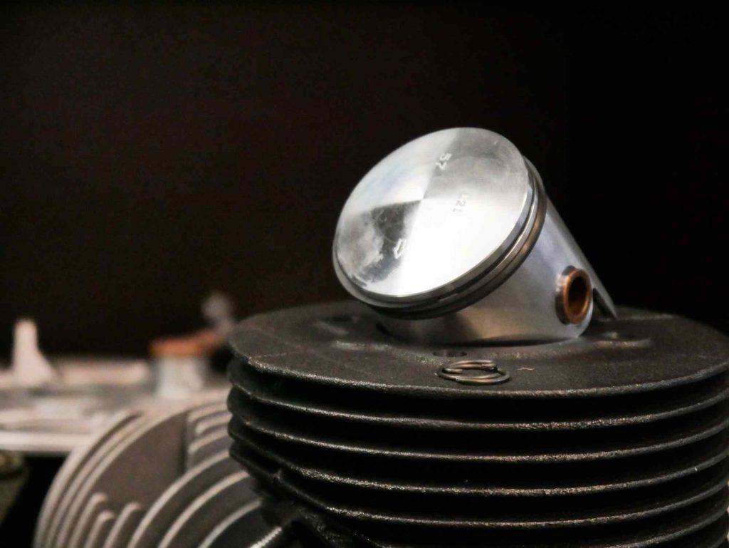 Kolben für Polini 130 ccm Zylinder Vespa PK