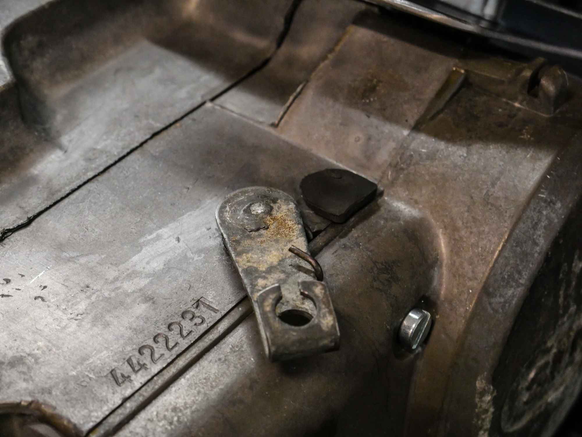 Kupplungshebel Simson Motor