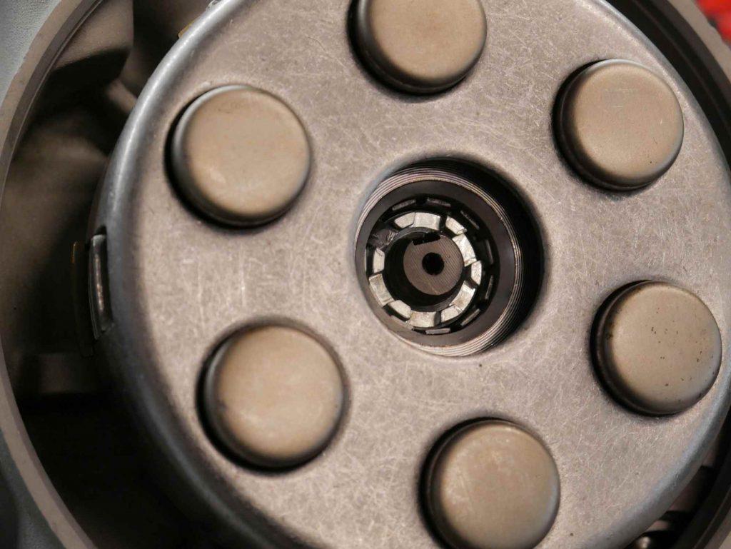 Neue Kupplung am Vespa 125 TS Motor