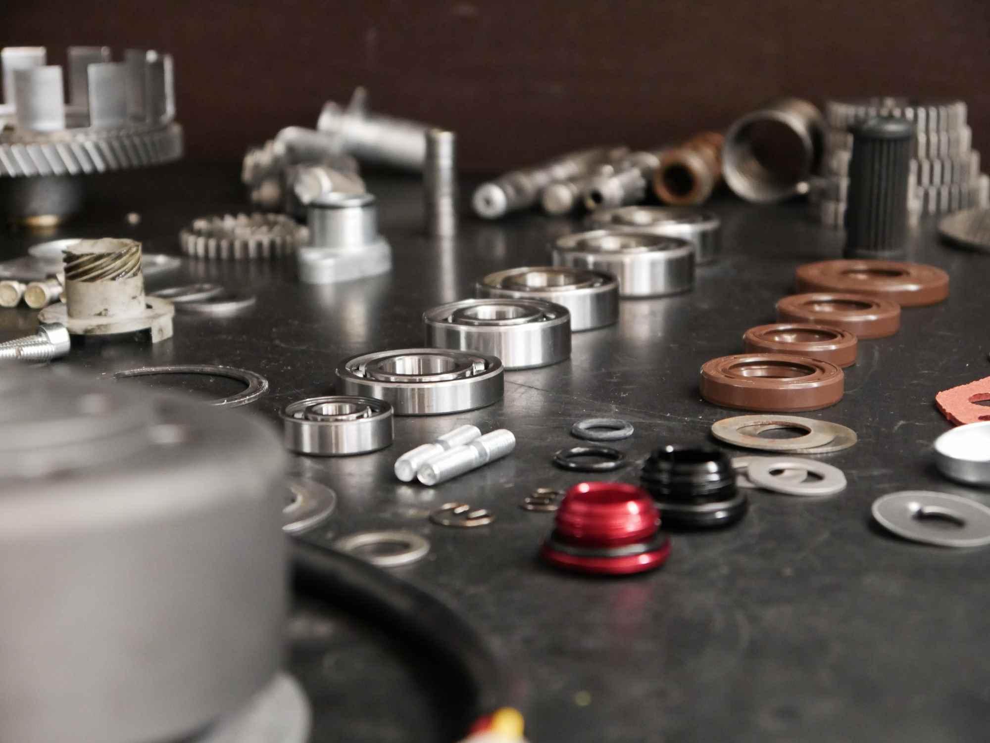 Neuteile für Simson Motor Regenerierung