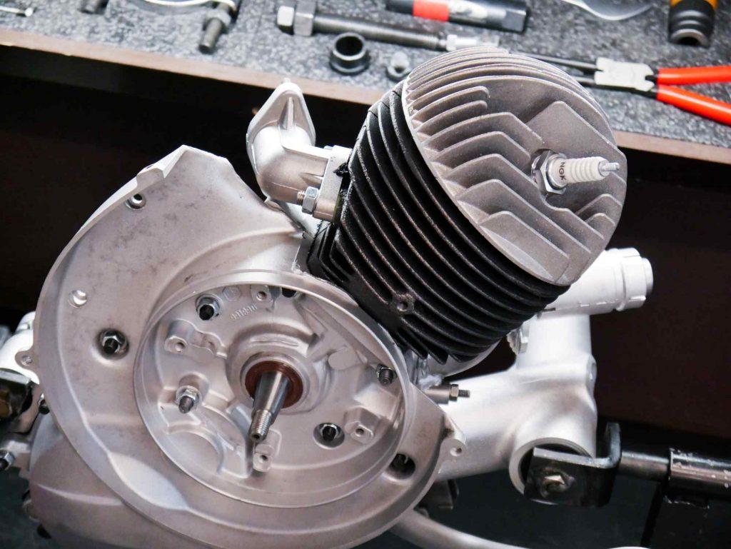 Polini 130 ccm Motor Vespa PK 50