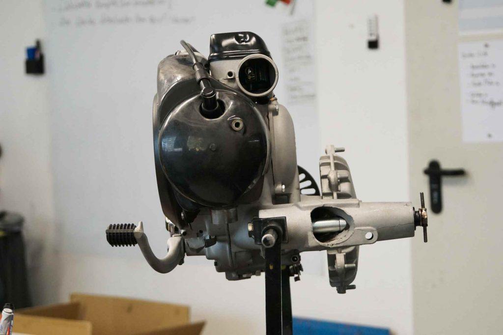 Vespa 125 TS Motor