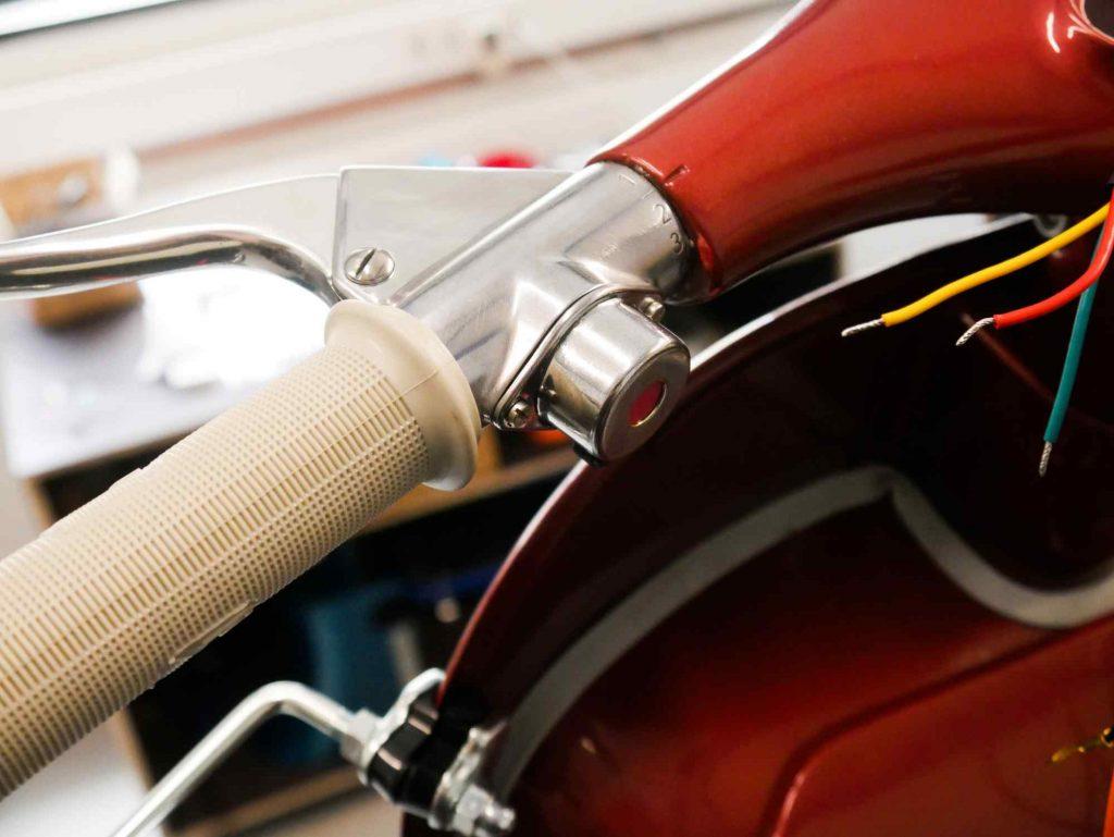 Blinkerschalter Vespa GS 160