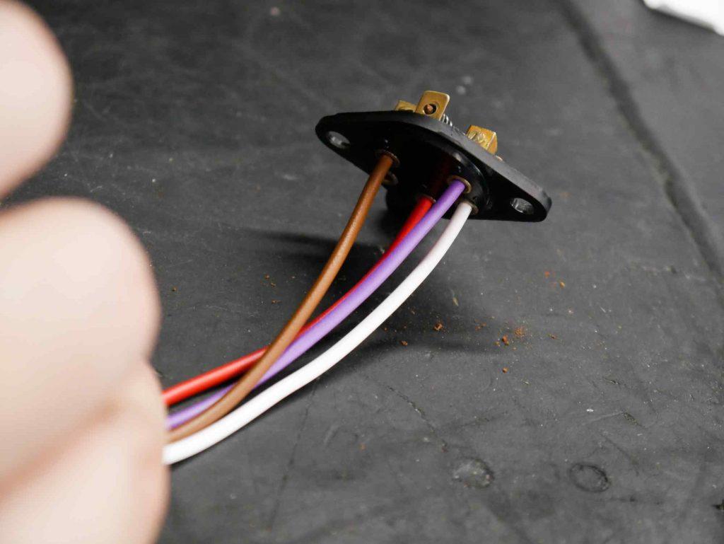 Kabel Lichtschalter Vespa 160 GS