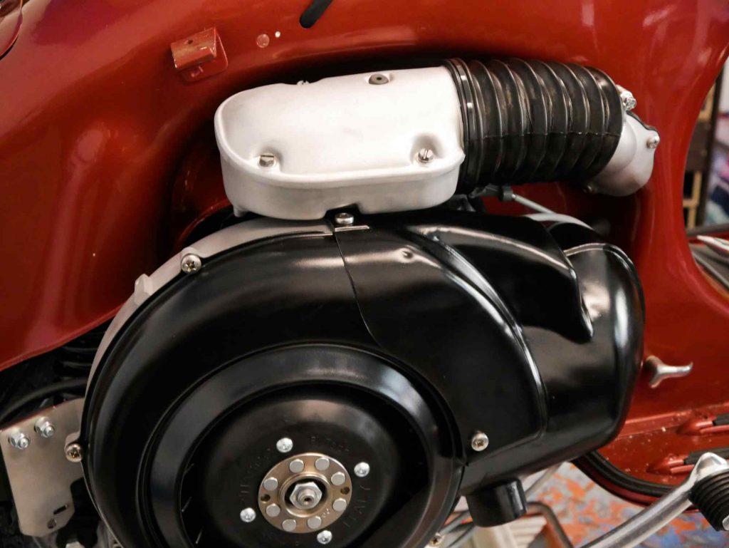 Vespa GS4 Motor komplett