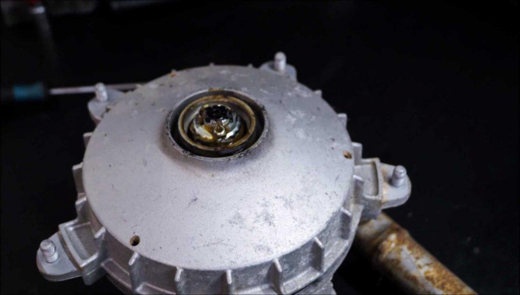 Vespa PK SChwinge Bremstrommel
